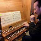 Himmlische Töne zu Christi Himmelfahrt mit Frauenkirchenkantor Matthias Grünert