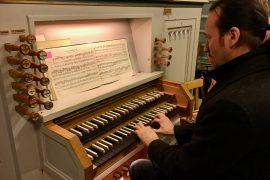 """OrgelFahrt """"Heimspiel in Franken"""" 15.-17.02.2019"""