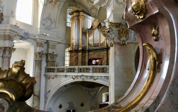 OrgelFahrt Franken-Thüringen Juli 2017