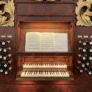 Matthias Grünert unterwegs | Büßleben St. Petri | Stertzing-Orgel | Pachelbel Praeludium in d