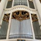 Matthias Grünert unterwegs | Böhlen St. Anna | Holland-Orgel | Schneider Allegro con spirito