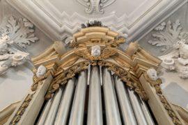 Matthias Grünert unterwegs | Tiefenau Schlosskirche | Silbermann-Orgel | Sorge Praeludium G-Dur