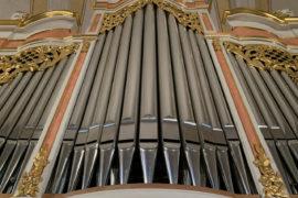 Matthias Grünert unterwegs | Dresden-Loschwitz Ev. Kirche | Wegscheider-Orgel | Bach Fantasia con Imitatione BWV 563
