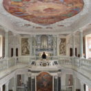 Matthias Grünert unterwegs | Saalfeld Schloßkapelle | Schönefeld-Orgel | Padre Davide da Bergamo Sonatina in C