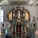 Matthias Grünert unterwegs | Leutersdorf  | Seeber-Orgel | Georg Andreas Sorge | Praeludium in D aus seiner Clavierübung