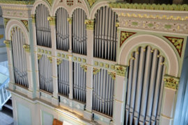 Matthias Grünert unterwegs | Leutenberg | Wegscheider-Orgel | Josef Gabriel Rheinberger | Sonate Nr. 4 a-moll