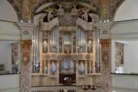 Matthias Grünert unterwegs | Waltershausen | Trost-Orgel | Johann Sebastian Bach Partita über Ach, was soll ich Sünder machen BWV 770