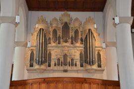 Matthias Grünert unterwegs | Gotha Margarethenkirche | Schuke-Orgel | Bach | Concerto a-Moll
