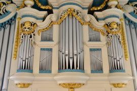 Matthias Grünert unterwegs | Belrieth Friedenskirche | Wagner-Orgel | Georg Andreas Sorge |  Präludium g-Moll aus der Clavierübung